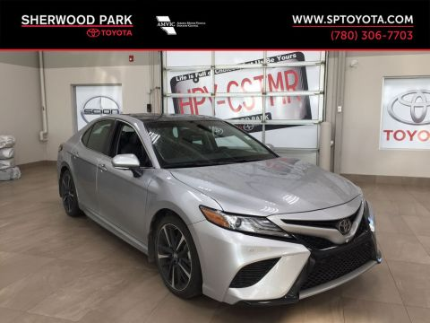 Certified Used 2018 Toyota Camry XSE V6 Front Wheel Drive 4 Door Car