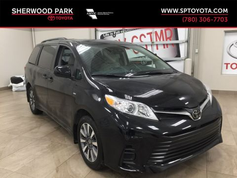 New 2020 Toyota Sienna LE AWD All Wheel Drive 4 Door Mini-Van Passenger
