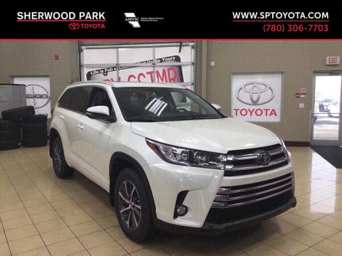 New 2019 Toyota Highlander XLE All Wheel Drive 4 Door Sport Utility