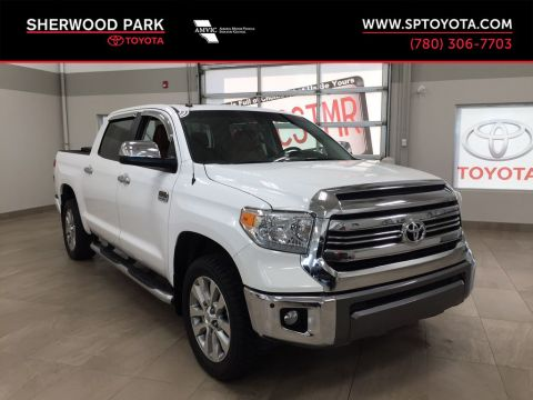 Certified Pre-Owned 2016 Toyota Tundra Platinum 1794