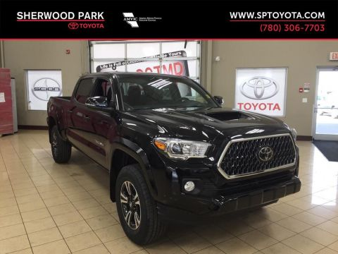 New 2019 Toyota Tacoma 4WD TRD Sport Upgrade