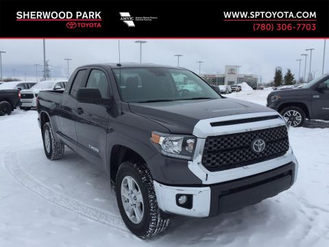 New 2019 Toyota Tundra SR5 Plus