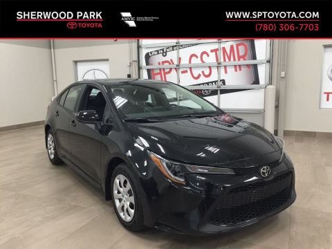 New 2020 Toyota Corolla LE Front Wheel Drive 4 Door Car