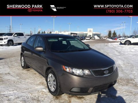Pre-Owned 2013 Kia Forte LX Plus